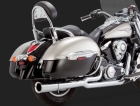 VANCE&HINES<BR>PRO PIPE CHROME