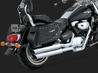 VANCE&HINES<BR>BIG SHOTS STAGGERED
