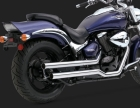 VANCE&HINES<BR>STRAIGHTSHOTS EXHAUST SYSTEM