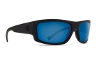 VONZIPPER(ボンジッパー)サングラス<br>SEMI SATIN BLACK WILDLIFE POLAR/BLUE